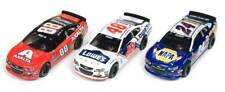 Auto World NASCAR Electric HO Slot Car 3-Car Set SC333