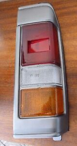 Ford Econovan 5/84-8/99 Right Tail Light New Aftermarket