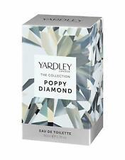 NEW.Yardley London The Collection Poppy Diamond Eau De Toilette, 50ml IDEAL GIFT