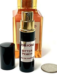 TOM FORD BITTER PEACH Authentic PRIVATE BLEND Perfumes Samples FREE SHIP