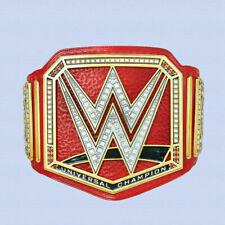 Replica-WWE-Universal- Wrestling Championship-Belt-Adult-Size--Red