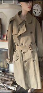 Original Burberry's Trenchcoat Vintage Gr.L