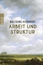 Arbeit und Struktur von Wolfgang Herrndorf (2015, Taschenbuch), UNGELESEN