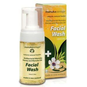 Manukavantage Facial Wash 100ml Reduced Exp.07/2021