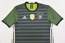 adidas DEUTSHER FUSSBALL-BUND Germany Away Shirt EURO 2016 SIZE M (adults)