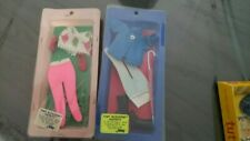 Two, HTF Tutti clone outfits (Totsy Tiny Blossoms) MIP. Ships FREE!