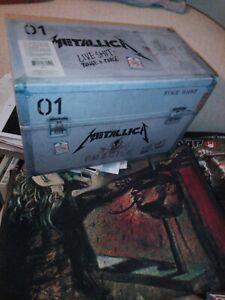 Metallica live  Box