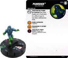 Marvel Heroclix - Fantastic Four 4 - PUNISHER #031a