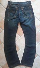 Neighborhood Loose Fit Herren Jeans Hose in Tapered Fit blau Gr. W31/L32 Neu!