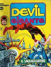 DEVIL Gigante 5 - il saccheggiatore - Corno - Buono!