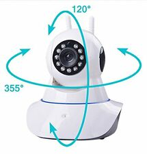 720P Wireles Network Home Security CCTV Onvif IP Camera Night Vision WIFI Webcam