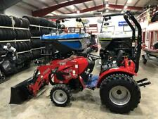 2019 Tym T264 Hst 4x4 Hydrostatic Tractor With Loader - 6 Year Warranty