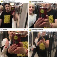 80's East Village Madonna Skull t-shirt Seeking Susan Madonna Michael Roman