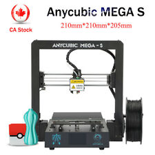 ANYCUBIC Mega-S 3D Printer Metal Frame Big Print Size 210*210*205mm TouchScreen
