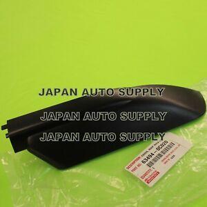 OEM Genuine Toyota 08-20 Sequoia REAR Left Side ROOF RACK LEG COVER 63494-0C020