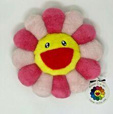 """Takashi Murakami"" Flower Pink Cushion Pillion 30cm. Complexcon. Flower"