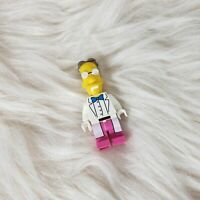 Lego Minifigures The Simpsons Professor Frink Scientist Doctor