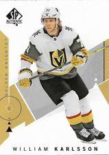 Vegas Golden Knights - 2018-19 SP Authentic - Complete Base Set Team (4)