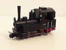More details for roco narrow gauge 0-6-0 steam locomotive black hoe oo-9 new split from set