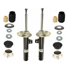 BMW E46 325xi Front Struts & Mounts with Cover Caps , Plates And Belows Kit