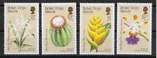 p770 BRITISCH VIRGIN Islands/ Pflanzen MiNr 598/601 **