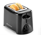 TOASTMASTER+2+Slice+TOASTER+NEW+IN+BOX+Wide+Slots%2C+Adjustable++TM-103TS++NEW%21