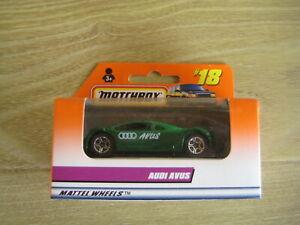 MATCHBOX SUPERFAST   MB18   AUDI AVUS      ABSOLUTELY MINT