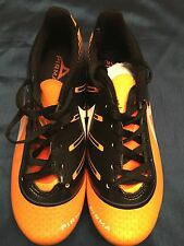NEW, PIRMA Velocity Flight, cleats-Style orange-black, Futbol, Football,size 5.5
