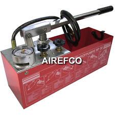 Plumbers Pressure Hand Test Pump Bucket Steel