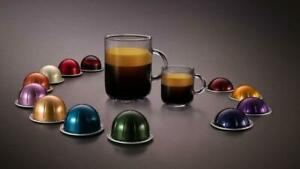 Nespresso Vertuo Capsules Sleeves (10 capsules each) FAST SHIP