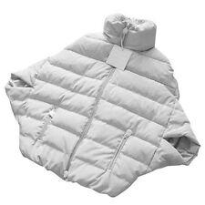 Winter Warm Women Bat Sleeve Down Coat Parka Cotton Pad Jacket Outwear New