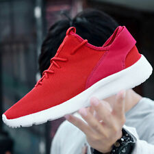 Men's Running Shoes Jogging Non-slip Casual Athletic Tennis Breathable Sneakers