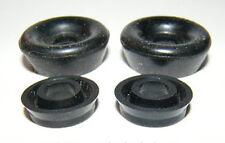 """Honda AN600 Sedan AZ600 Coupe 11/16"""" Rear Wheel Cylinder Kits - 8 Seals 8 Boots"""