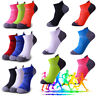 Unisex Professional Short Socks Running Marathon Sport Breathable Compression AU