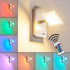 Applique LED Métal Lampe murale Lampe de corridor Changeur de couleur Luminaire