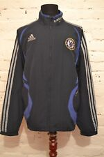 VINTAGE CHELSEA TRAINING FOOTBALL SOCCER JACKET 2006/2007 MENS M PLAYER ISSUE