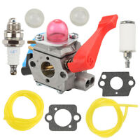 Carburetor kit For Poulan BVM210 BV1650 BV1650LE PVB20LE PPB2000 BVM200LE Blower