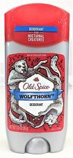 Old Spice Wild Collection Wolfthorn Deodorant 3 oz