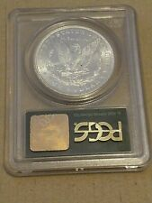 "1887 ""P"" Morgan Silver Dollar MS64 Superb."