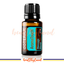 doTERRA AromaTouch 15ml Certified Pure Therapeutic Grade Oil Aromatherapy