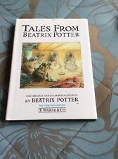 Tales From Beatrix Potter hardback childrens book ex con