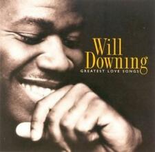 Will Downing : Greatest Love Songs CD (2002)