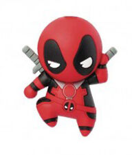 Marvel Classic Deadpool Figural Rubber Key Chain Anime Manga NEW