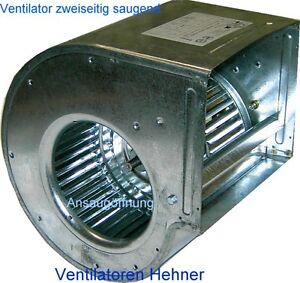 Ventilator Lüfter Motor Gebläse für Dunstabzugshaube, Lüftung von 1500 - 4100 m³