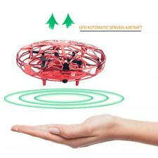Helicopter UFO Aircraft Automatic Induction Sensor Flying Saucer Mini Drone Toy
