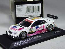 Minichamps 400073514 Mercedes C-Klasse DTM 2007 S. Stoddart in 1:43 in OVP
