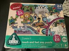 Early Learning Centre Can You See? Zoo Puzzle