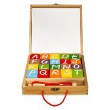NEW QToys Alphabet Case