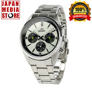 ORIENT Neo70's WV0011UZ PANDA Sporty and Elegant Watch 100% Genuine JAPAN