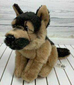 Animal Alley German Shepherd Puppy Dog Plush Toy Stuffed Animal Toys R Us 2017